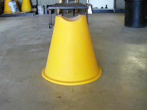 Plastic Tanks Pipeline Cones Containment Paddle Plastics